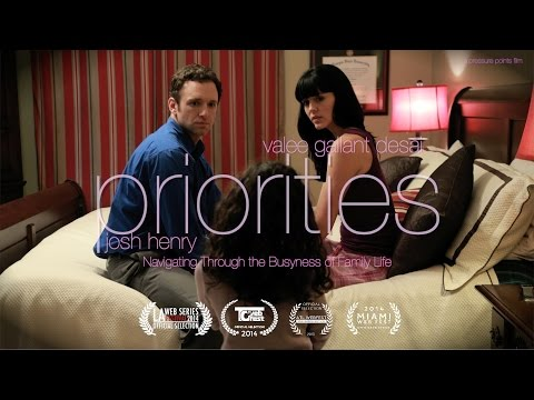 Marriage Pressure Points - Priorities